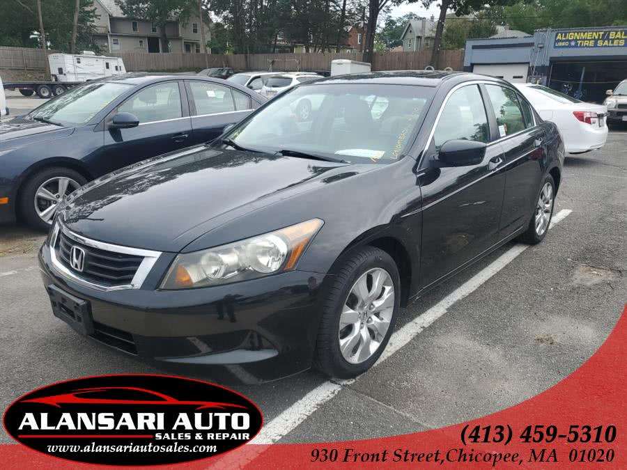 Used Honda Accord Sdn 4dr I4 Auto EX-L w/Navi 2009 | AlAnsari Auto Sales & Repair . Chicopee, Massachusetts