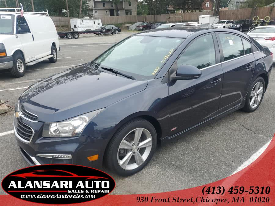 Used 2015 Chevrolet Cruze in Chicopee, Massachusetts | AlAnsari Auto Sales & Repair . Chicopee, Massachusetts