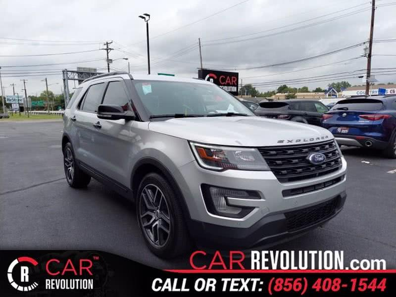 Used 2017 Ford Explorer in Maple Shade, New Jersey | Car Revolution. Maple Shade, New Jersey