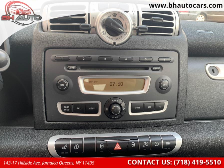 Used Smart fortwo 2dr Cpe Passion 2008 | BH Auto. Jamaica Queens, New York