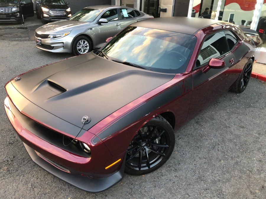 Used Dodge Challenger T/A 392 Coupe 2017 | Champion Auto Sales. Hillside, New Jersey