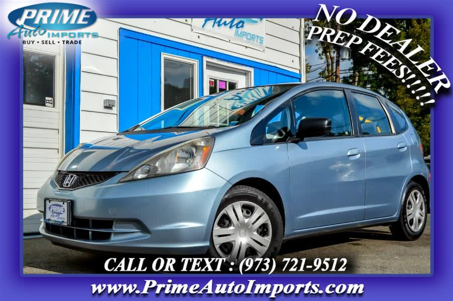 Used 2011 Honda Fit in Bloomingdale, New Jersey | Prime Auto Imports. Bloomingdale, New Jersey