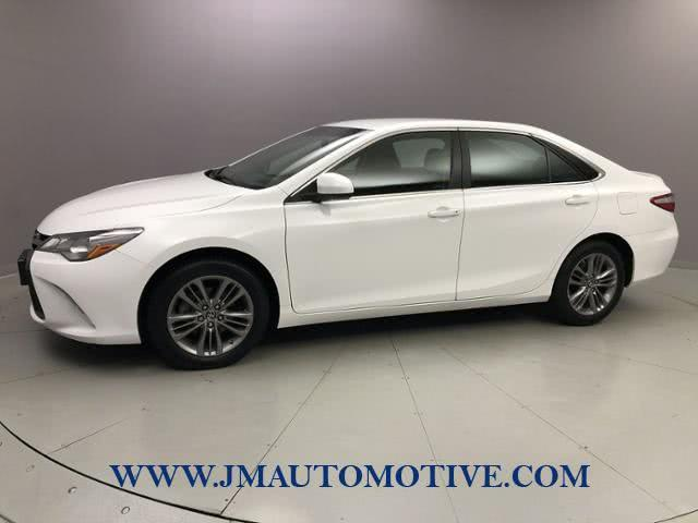 Used 2017 Toyota Camry in Naugatuck, Connecticut | J&M Automotive Sls&Svc LLC. Naugatuck, Connecticut