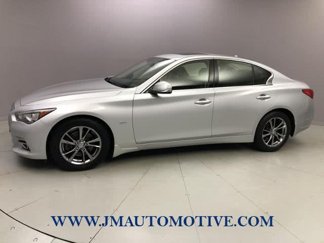 Used 2017 Infiniti Q50 in Naugatuck, Connecticut | J&M Automotive Sls&Svc LLC. Naugatuck, Connecticut