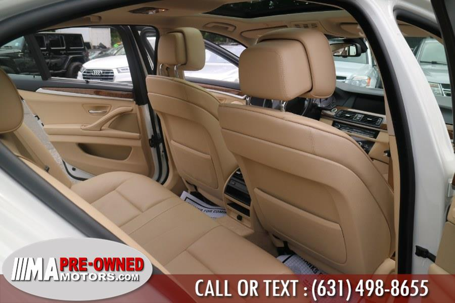 Used BMW 5 Series 4dr Sdn 535i xDrive AWD 2011 | M & A Motors. Huntington, New York