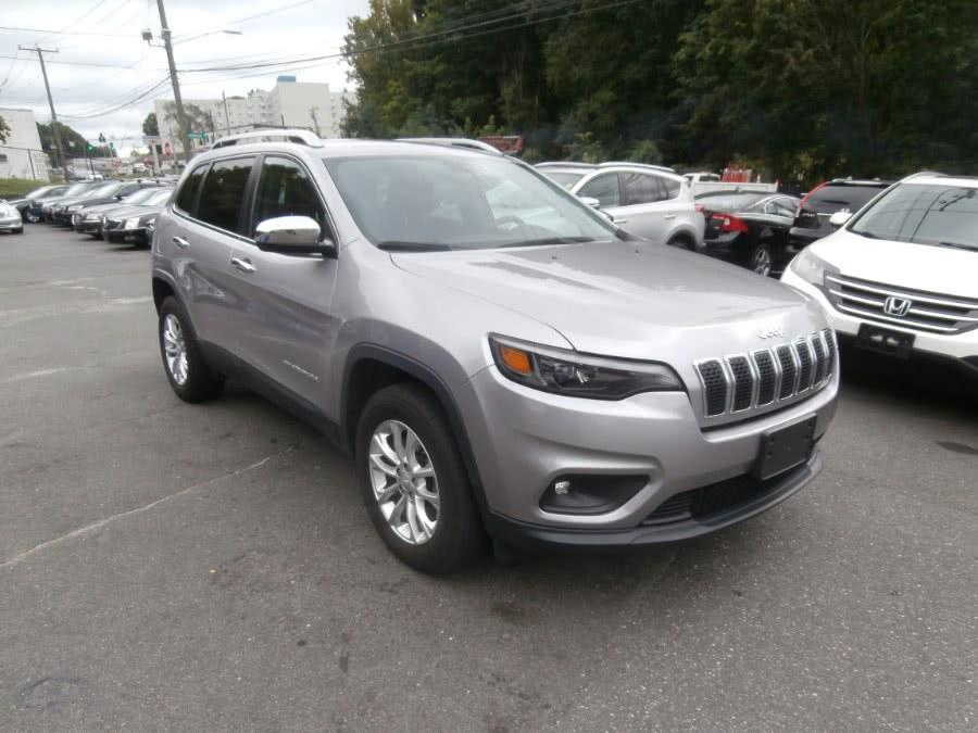 Used Jeep Cherokee Latitude 4x4 2019 | Jim Juliani Motors. Waterbury, Connecticut