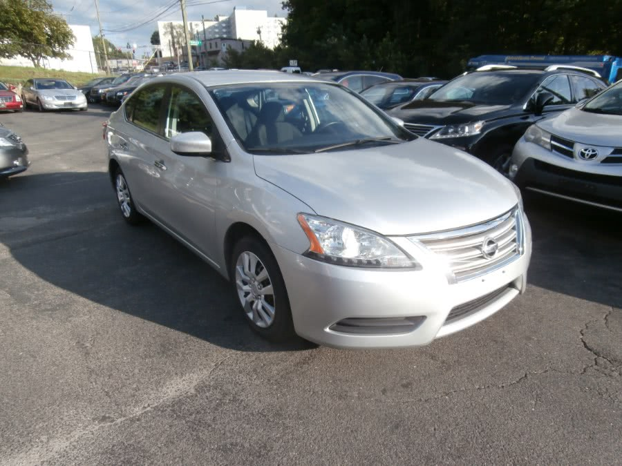 Used 2013 Nissan Sentra in Waterbury, Connecticut | Jim Juliani Motors. Waterbury, Connecticut