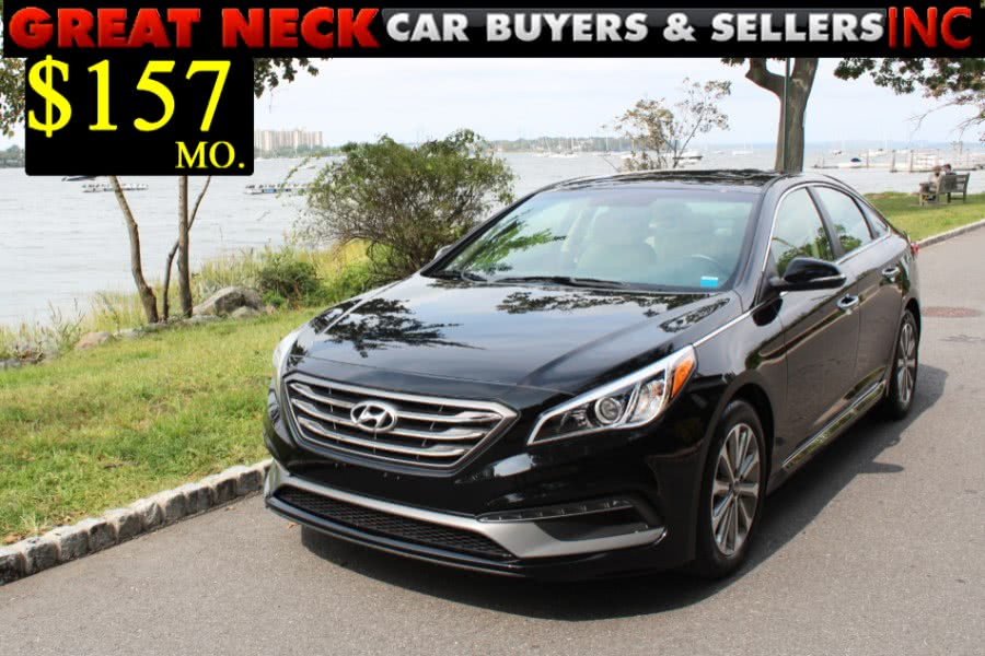 Used 2016 Hyundai Sonata in Great Neck, New York