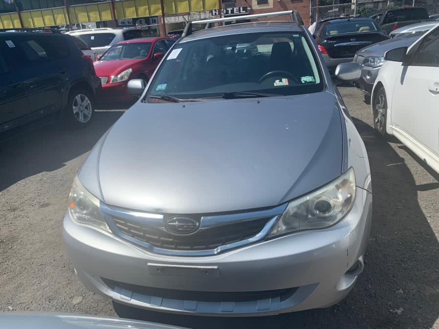 Used 2009 Subaru Impreza Wagon in Brooklyn, New York | Atlantic Used Car Sales. Brooklyn, New York