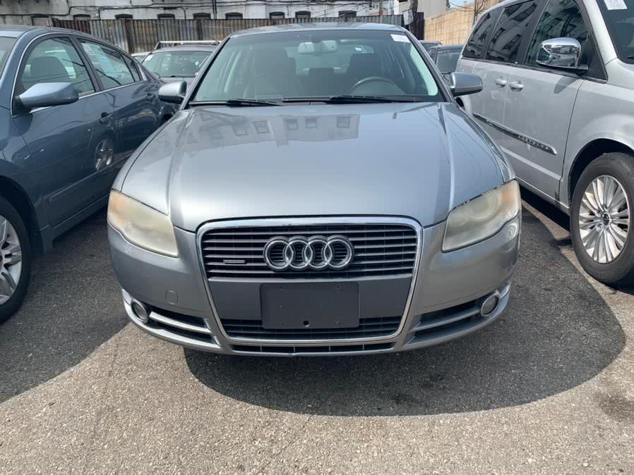 Used 2007 Audi A4 in Brooklyn, New York | Atlantic Used Car Sales. Brooklyn, New York