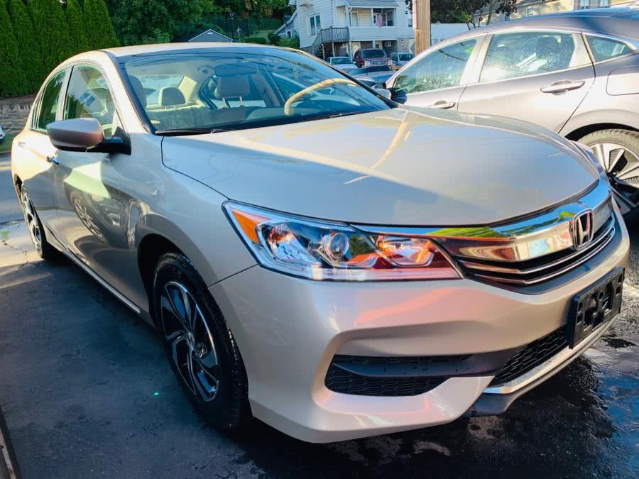 Used Honda Accord Sedan LX CVT 2017 | JC Lopez Auto Sales Corp. Port Chester, New York