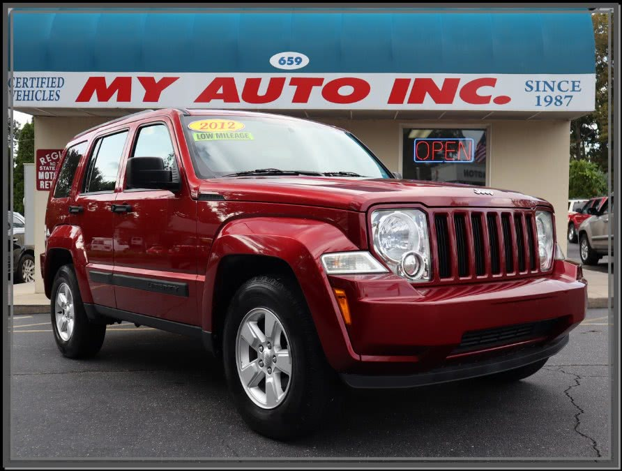 Used 2012 Jeep Liberty in Huntington Station, New York | My Auto Inc.. Huntington Station, New York