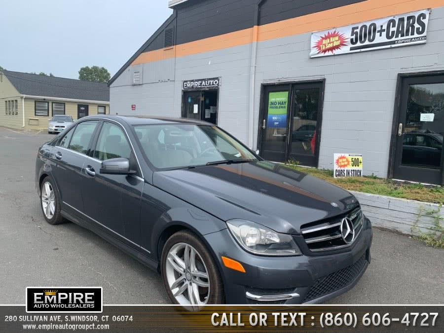 Used Mercedes-Benz C-Class SPORT 2014 | Empire Auto Wholesalers. S.Windsor, Connecticut