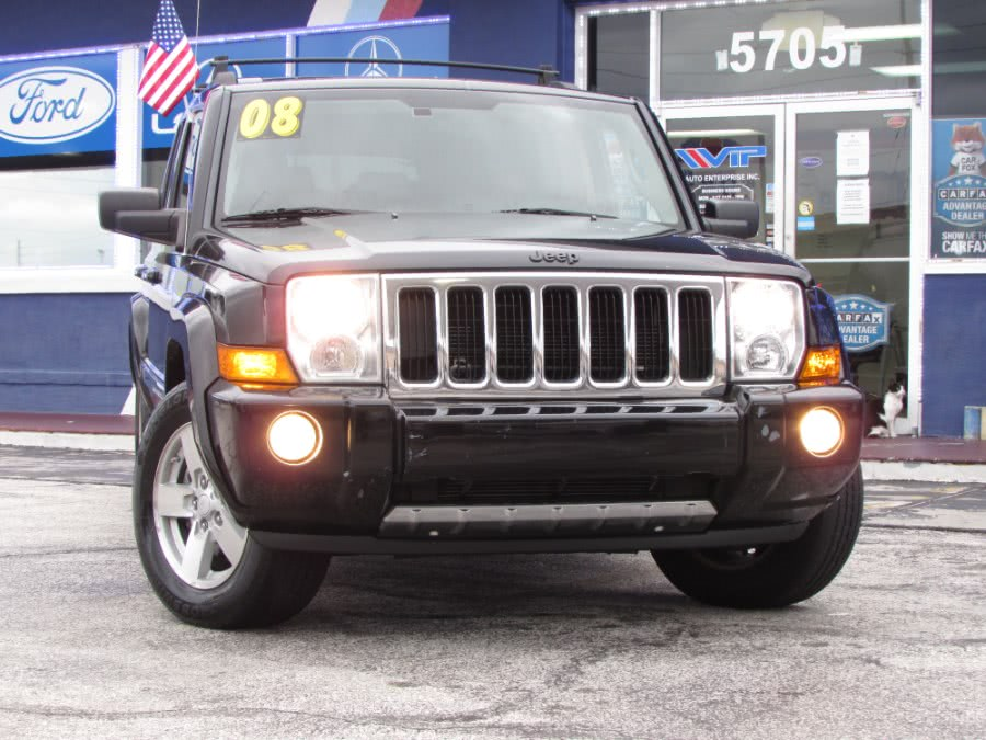 2008 Jeep Commander Limited photo