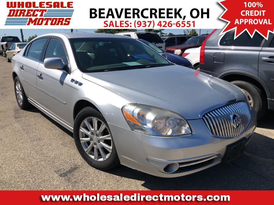 Used Buick Lucerne 4dr Sdn CXL 2010 | Wholesale Direct Motors. Beavercreek, Ohio