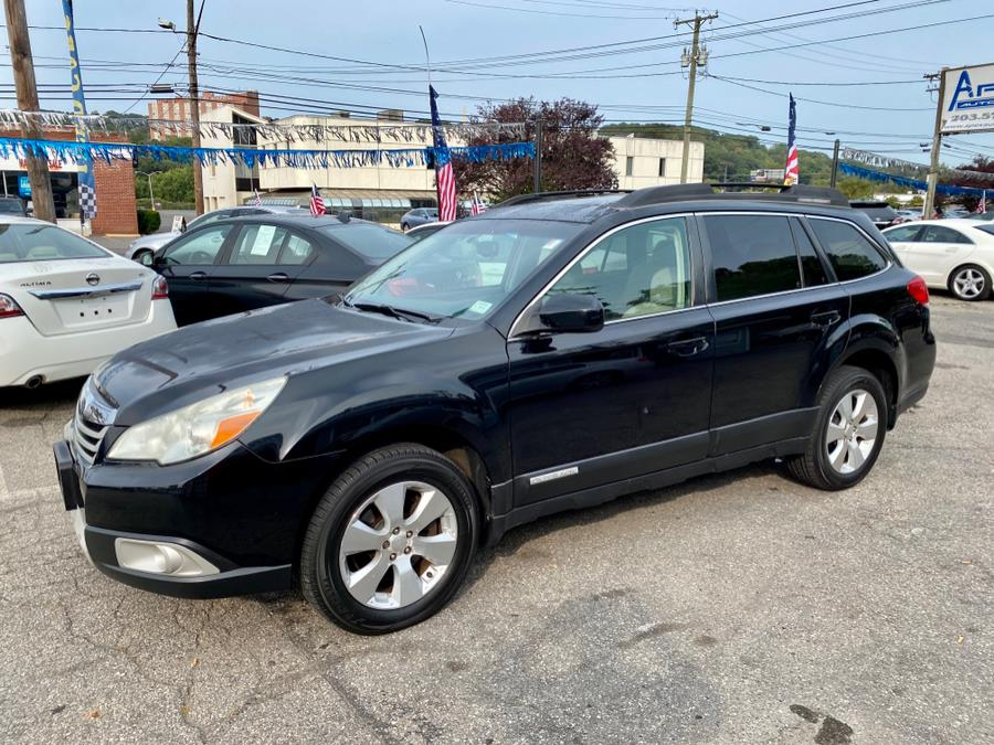 Used Subaru Outback 4dr Wgn H6 Auto 3.6R Ltd Pwr Moon 2010 | Apex  Automotive. Waterbury, Connecticut