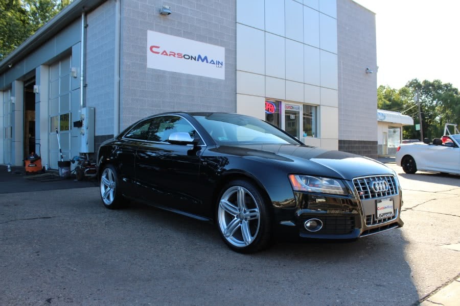 Used 2012 Audi S5 in Manchester, Connecticut | Carsonmain LLC. Manchester, Connecticut