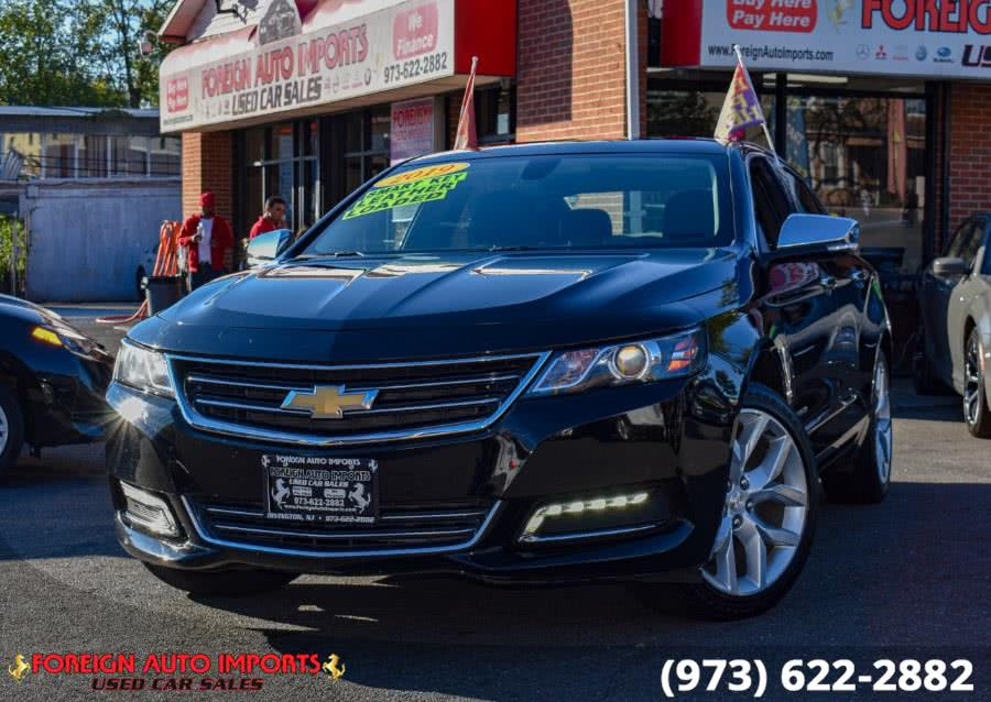 Used 2019 Chevrolet Impala in Irvington, New Jersey | Foreign Auto Imports. Irvington, New Jersey