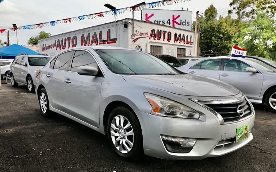 Used 2014 Nissan Altima in Bronx, New York | Advanced Auto Mall. Bronx, New York