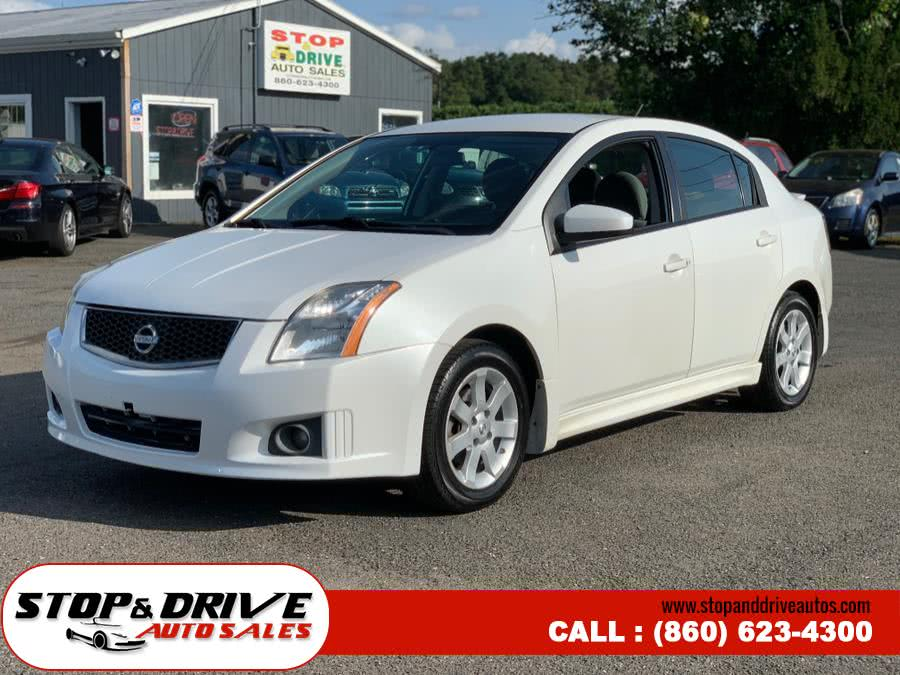 Used 2012 Nissan Sentra in East Windsor, Connecticut | Stop & Drive Auto Sales. East Windsor, Connecticut