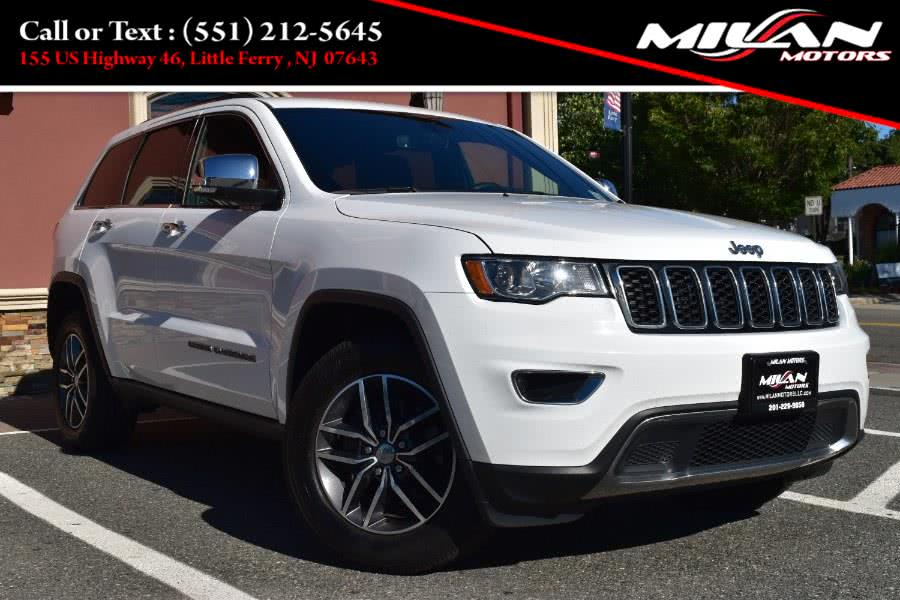 Used Jeep Grand Cherokee Limited 4x4 2018 | Milan Motors. Little Ferry , New Jersey