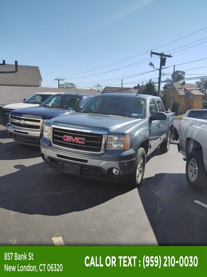 Used 2011 GMC Sierra 1500 in New London, Connecticut | McAvoy Inc dba Town Hill Auto. New London, Connecticut