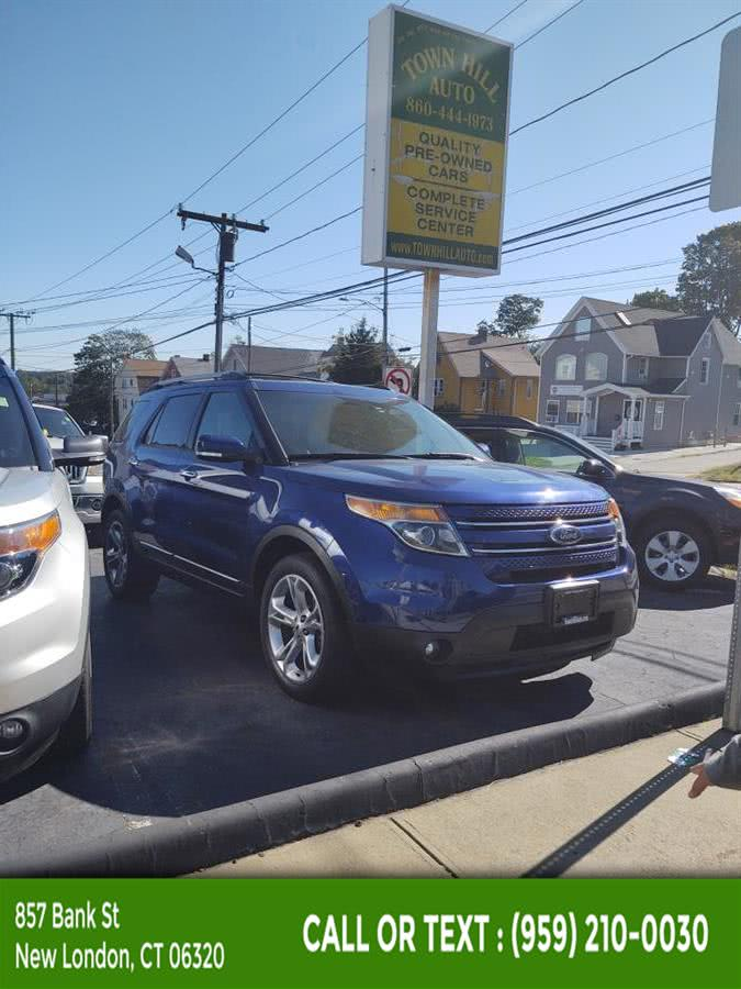Used 2015 Ford Explorer in New London, Connecticut | McAvoy Inc dba Town Hill Auto. New London, Connecticut