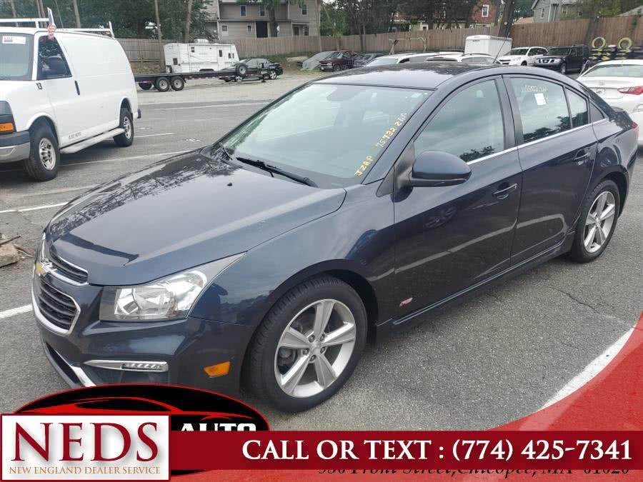 Used 2015 Chevrolet Cruze in Indian Orchard, Massachusetts | New England Dealer Services. Indian Orchard, Massachusetts