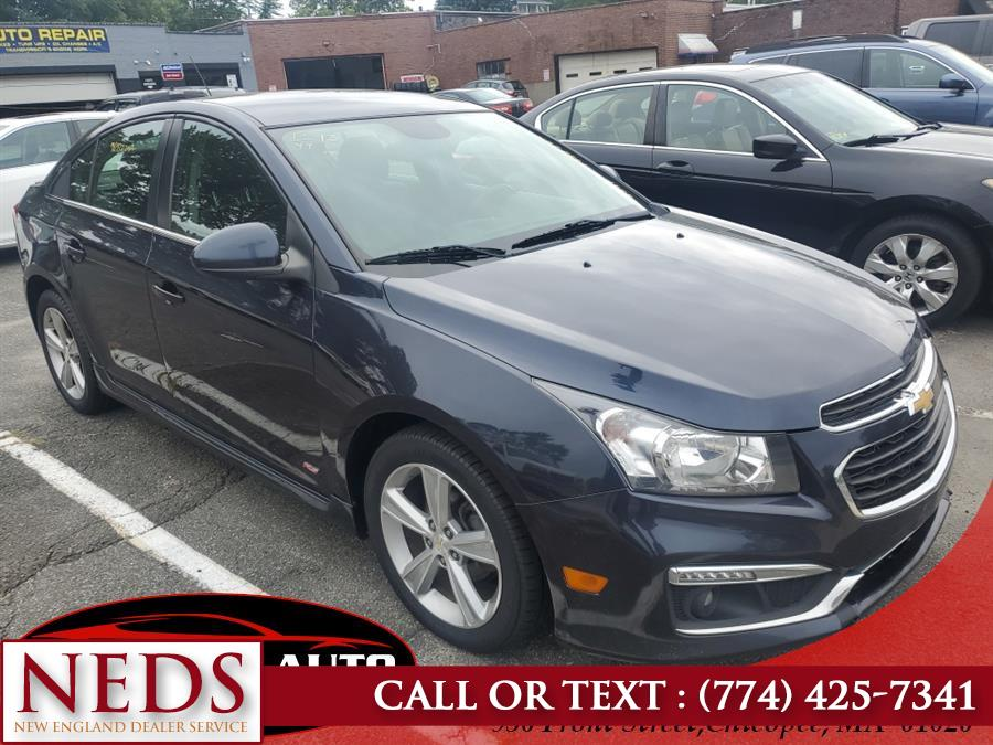 Used Chevrolet Cruze 4dr Sdn Auto 2LT 2015 | New England Dealer Services. Indian Orchard, Massachusetts