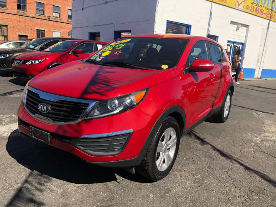 Used Kia Sportage 2WD 4dr LX 2013 | Affordable Motors Inc. Bridgeport, Connecticut