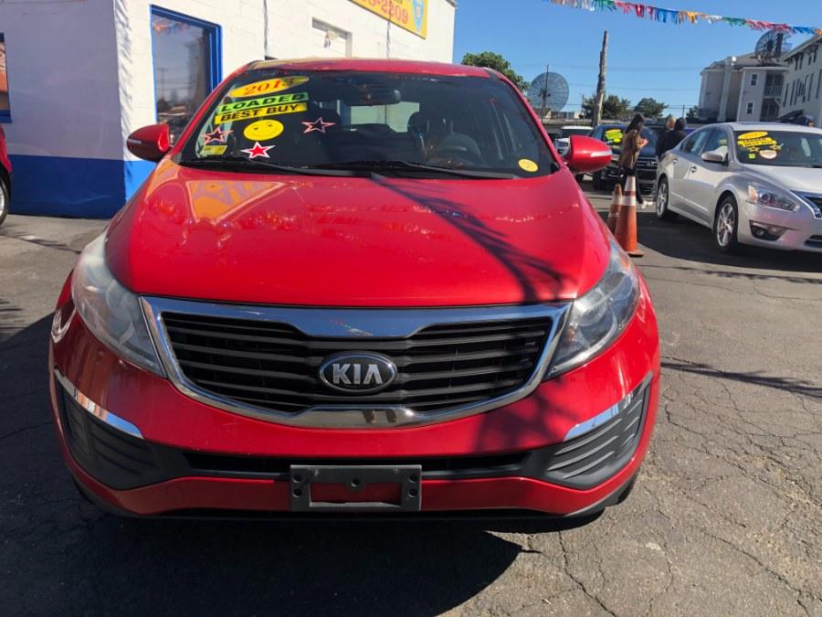 Used Kia Sportage 2WD 4dr LX 2013   Affordable Motors Inc. Bridgeport, Connecticut