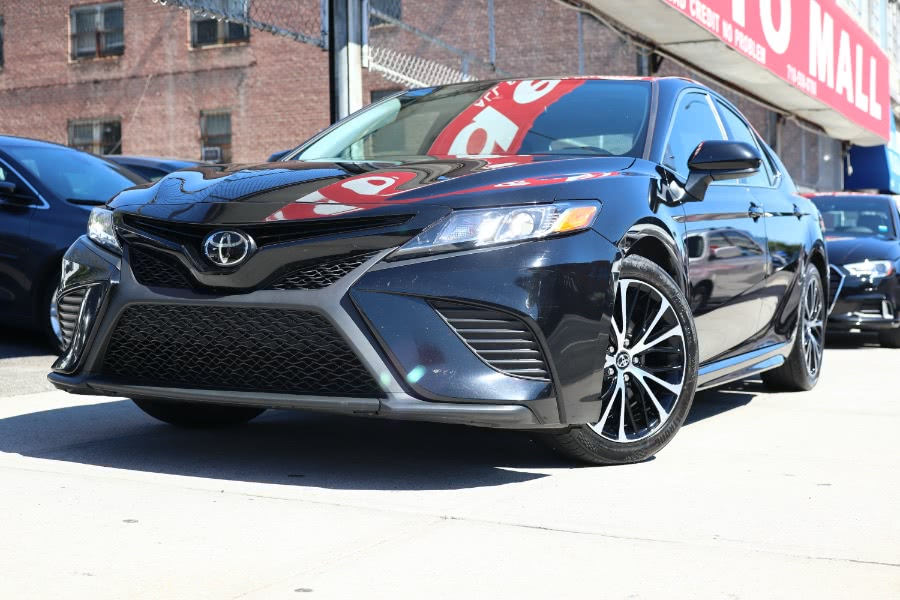Used Toyota Camry SE Auto (Natl) 2019 | Hillside Auto Mall Inc.. Jamaica, New York