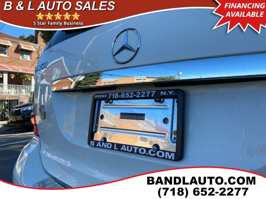 Used Mercedes-Benz M-Class 4MATIC 4dr ML350 2011 | B & L Auto Sales LLC. Bronx, New York