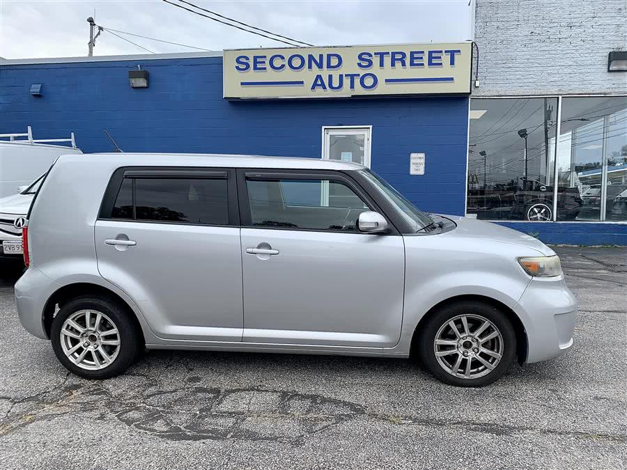 Used Scion Xb SCION XB 2008 | Second Street Auto Sales Inc. Manchester, New Hampshire