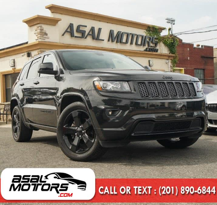 Used 2015 Jeep Grand Cherokee in East Rutherford, New Jersey | Asal Motors. East Rutherford, New Jersey