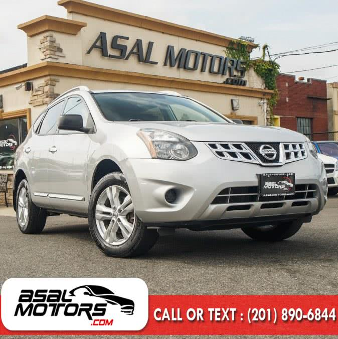 Used Nissan Rogue Select SEL 2015 | Asal Motors. East Rutherford, New Jersey