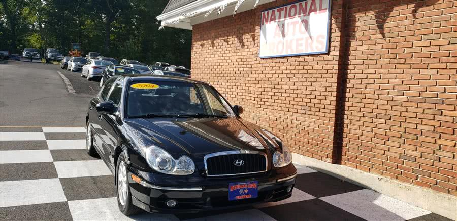 Used 2004 Hyundai Sonata in Waterbury, Connecticut | National Auto Brokers, Inc.. Waterbury, Connecticut