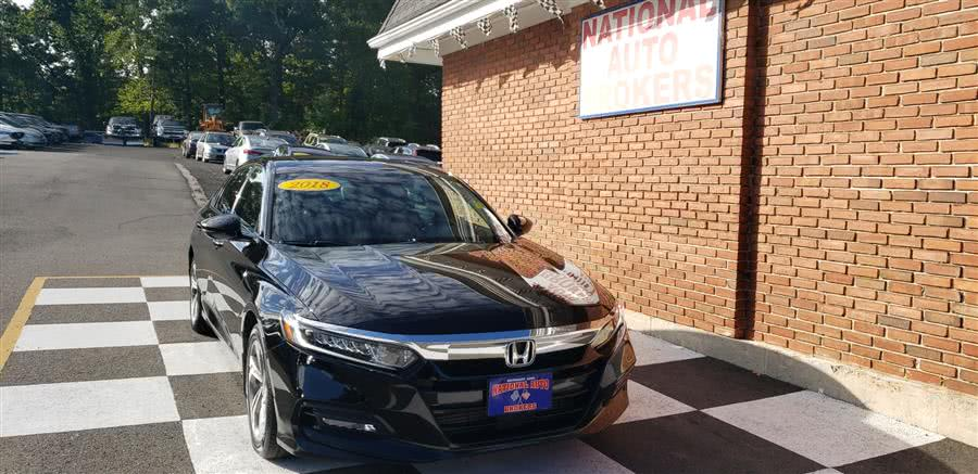 Used 2018 Honda Accord Sedan in Waterbury, Connecticut | National Auto Brokers, Inc.. Waterbury, Connecticut