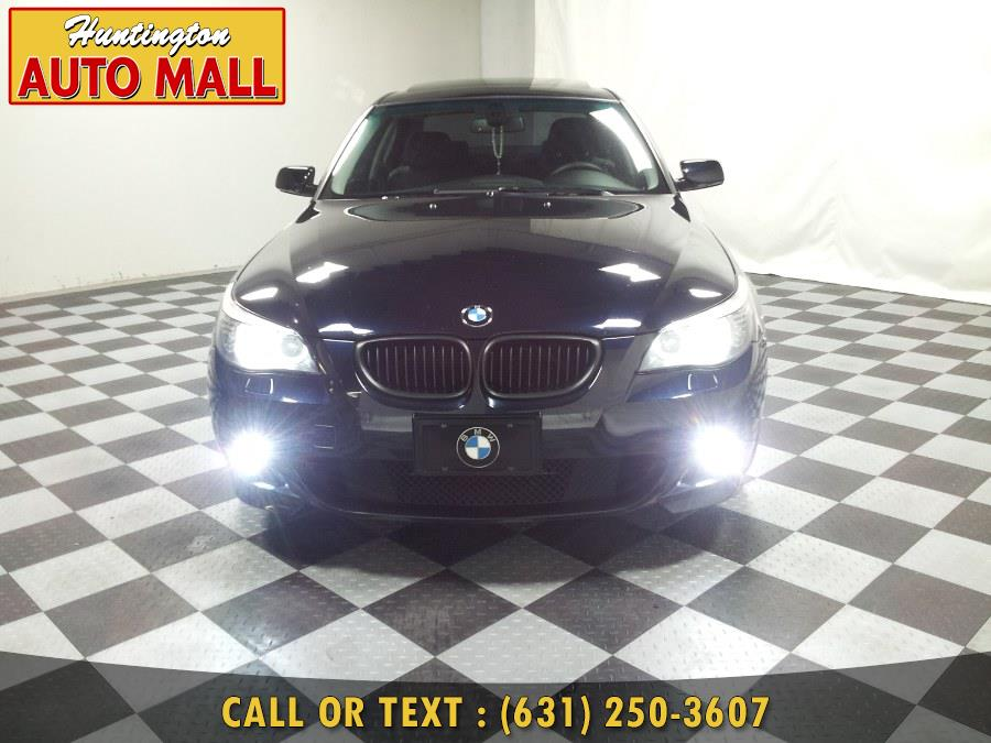 Used BMW 5 Series 4dr Sdn 550i M Sport 2008 | Huntington Auto Mall. Huntington Station, New York