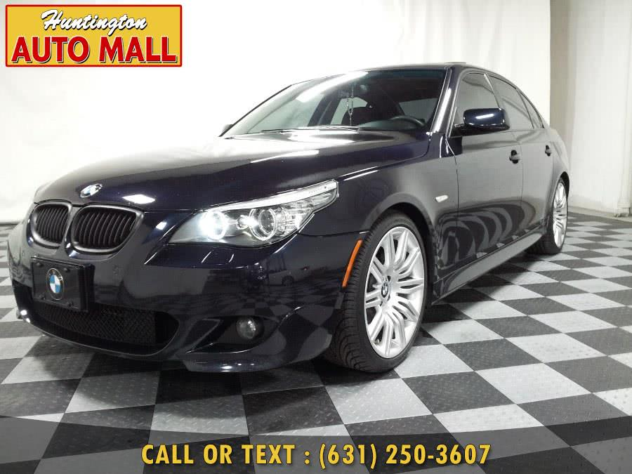 Used 2008 BMW 5 Series in Huntington Station, New York | Huntington Auto Mall. Huntington Station, New York