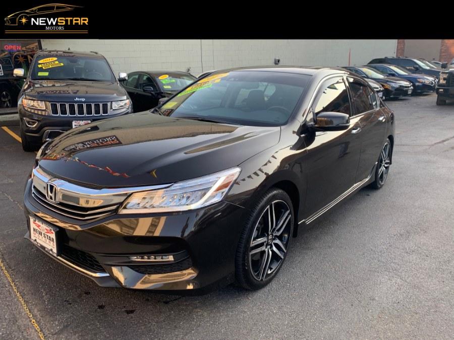 Used 2016 Honda Accord Sedan in Chelsea, Massachusetts   New Star Motors. Chelsea, Massachusetts