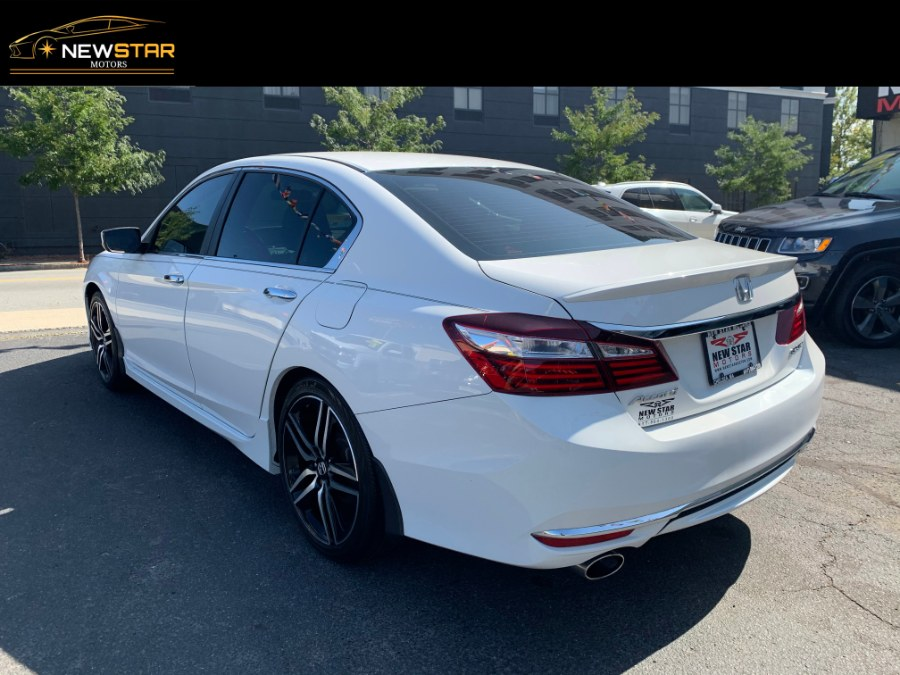Used Honda Accord Sedan Sport CVT 2017 | New Star Motors. Chelsea, Massachusetts