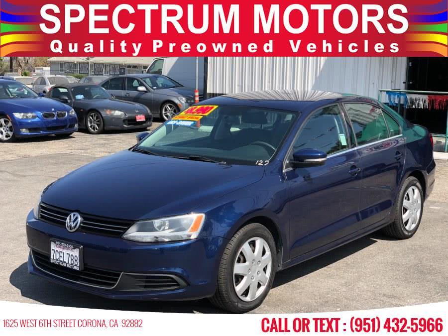 Used 2013 Volkswagen Jetta Sedan in Corona, California | Spectrum Motors. Corona, California