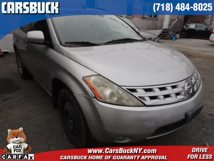 Used 2003 Nissan Murano in Brooklyn, New York | Carsbuck Inc.. Brooklyn, New York