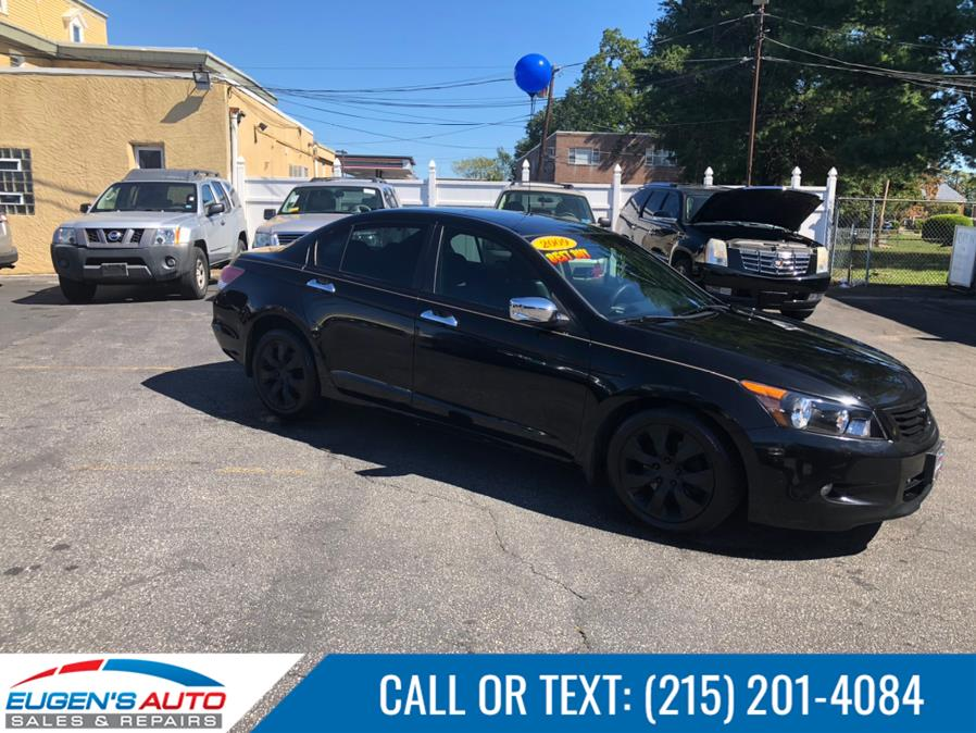 Used Honda Accord Sdn 4dr V6 Auto EX-L 2009 | Eugen's Auto Sales & Repairs. Philadelphia, Pennsylvania