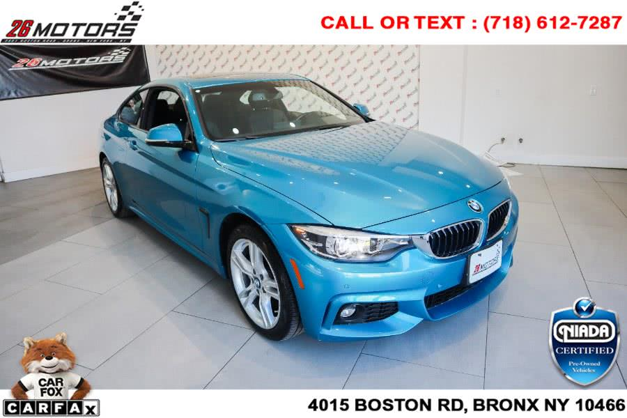 BMW 4 Series 430i xDrive Coupe///M Sport 2018