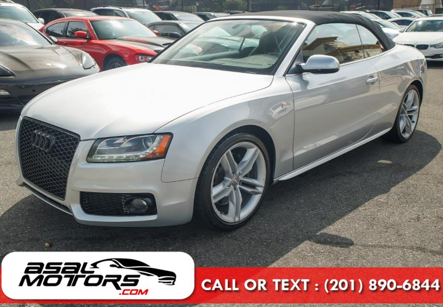Used Audi S5 2dr Cabriolet Premium Plus 2012 | Asal Motors. East Rutherford, New Jersey
