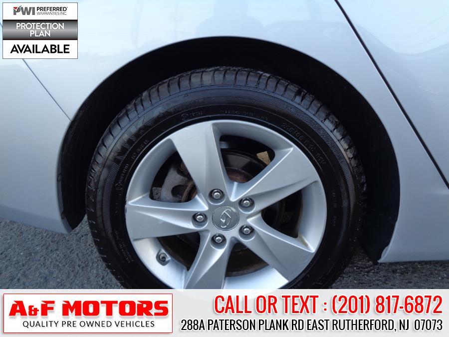 Used Hyundai Elantra 4dr Sdn Auto GLS PZEV (Alabama Plant) *Ltd Avail* 2013 | A&F Motors LLC. East Rutherford, New Jersey