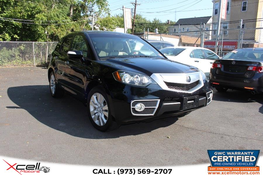 Used 2010 Acura RDX Tech Pkg in Paterson, New Jersey | Xcell Motors LLC. Paterson, New Jersey