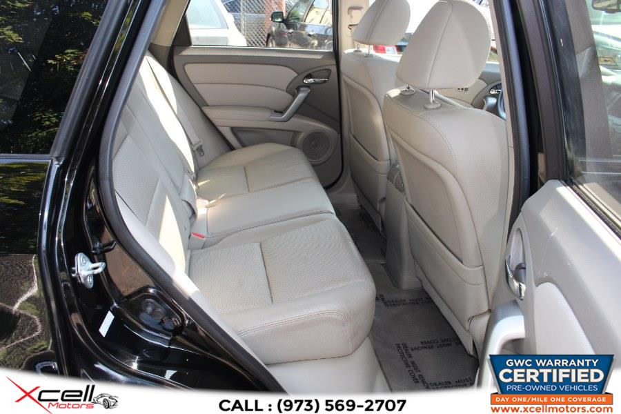 Used Acura RDX Tech Pkg AWD 4dr Tech Pkg 2010   Xcell Motors LLC. Paterson, New Jersey